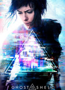 Locandina GHOST IN THE SHELL