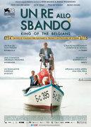 Locandina UN RE ALLO SBANDO (KING OF THE BELGIANS)