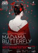 Locandina MADAMA BUTTERFLY - ROYAL OPERA HOUSE LIVE