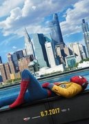 Locandina SPIDER-MAN HOMECOMING