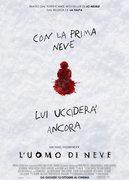 Locandina L'UOMO DI NEVE (THE SNOWMAN)