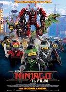 Locandina LEGO NINJAGO - IL FILM (THE LEGO NINJAGO MOVIE)