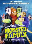 Locandina MONSTER FAMILY (HAPPY FAMILY)